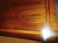 Regency Kingwood Small Pembroke Table (4 of 12)
