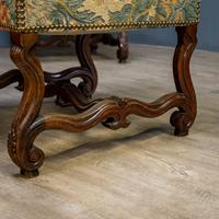 Pair of Carved Armchairs (5 of 8)