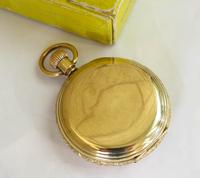 Antique Thomas Russell Full Hunter Pocket Watch (5 of 5)