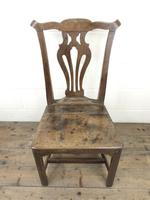 19th Century Oak Country Chair (2 of 9)