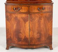 Regency Style Mahogany Bookcase c.1920 (3 of 7)