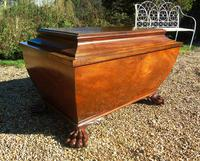 Large Good Quality Mahogany Cellarette Robsons of Newcastle (2 of 11)