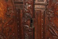 Profusely Carved Oak Cupboard (14 of 15)