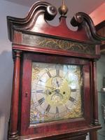 George III Period Winstanley of Wigan 8 Day Longcase Clock (5 of 9)