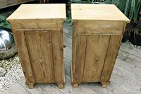 Fab! Two Matching 'will split' Old Pine Bedside Cabinets - We Deliver! (8 of 8)