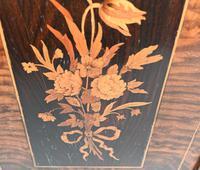 Victorian Credenza Walnut Sideboard Cabinet c.1880 (8 of 16)