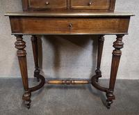 19th Century French Rosewood & Brass Inlaid Bonheur Du Jour (8 of 12)
