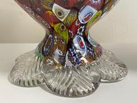 2 Beautiful Italian Murano Fratelli & Torso Millefiori Glass Vases (27 of 34)