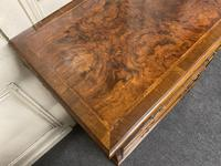 Lovely Antique Burr Walnut Chest of Drawers (6 of 14)