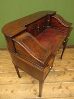 Antique 19th Century Carlton House Desk Mahogany Writing Table of Immense Character (19 of 30)