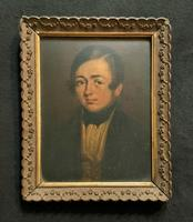 Beautiful Late 18thc Georgian Oil Portrait Painting Of A Young Handsome Chap (11 of 11)