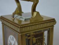 Strike Repeat Alarm Decorative Carriage Clock (6 of 6)
