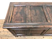 Antique Oak Blanket Box (6 of 13)