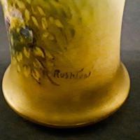 Royal Worcester Cottage Vase (6 of 6)