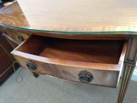 Two Drawer Hall Table (6 of 7)