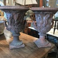 Pair of Neo-classical Urns (2 of 10)