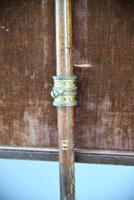 Victorian Mahogany Pole Screen (11 of 12)