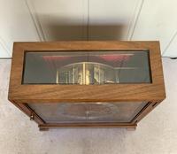 Walnut Chiming Elliott Mantel Clock (7 of 10)