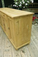 2m Pine Dresser Base Sideboard / Cupboard / TV Stand (5 of 13)