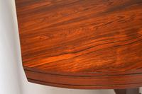 Rosewood Extending Dining Table by Robert Heritage 1960s (9 of 13)
