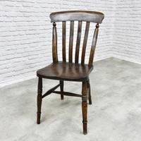 Harlequin Set of 4 Kitchen Windsor Chairs (2 of 5)