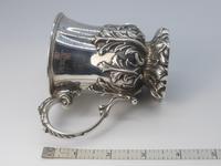 Edwardian Silver Christening Mug & Box (7 of 10)