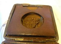 Vintage Pocket Watch Case 1940s Original Bedside Mantelpiece or Storage Case (8 of 12)