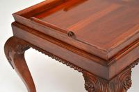 Mahogany Chippendale Style Tray Top Coffee Table (10 of 12)