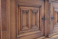 18th Century Dutch Oak Cabinet (4 of 7)