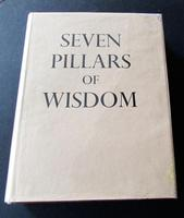 1935 1st Edition Seven Pillars of Wisdom with Original Dust Jacket by T. E. Lawrence (3 of 6)