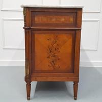 Beautifully Decorated French Commode c.1920 (5 of 6)