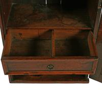 18th Century Oak Spice Cabinet (5 of 6)
