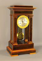 Precision Table Regulator Clock with calendar (9 of 11)