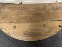 Early Primitive Lamp Table (6 of 10)