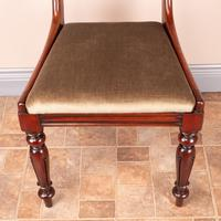 Set of Eight 19th Century Mahogany Dining Chairs (14 of 26)