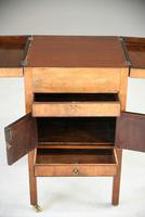 19th Century Campaign Washstand Vanity (3 of 12)