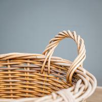Wicker Log Basket (2 of 6)