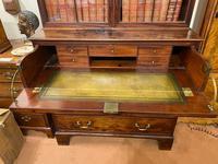 Good Late 18th Century Mahogany Secretaire Bookcase (4 of 8)