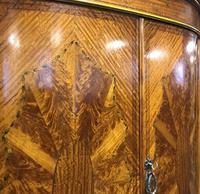 Edwardian Inlaid Satinwood Wardrobe (23 of 30)