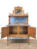 Antique Washstand with Marble Top (10 of 10)