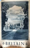 9 Original  Photogravure Printed Travel Posters from the Series 'Britain' by the Travel Association (9 of 18)
