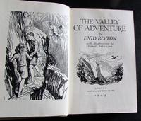 1947 1st Edition Enid Blyton The Valley of Adventure Complete with Original Dust Jacket (2 of 4)
