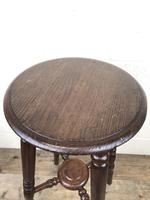 Late Victorian Stained Pine Jardiniere Plant Stand (2 of 7)