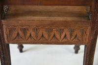 Anglo Indian Carved Padouk Chair (12 of 12)