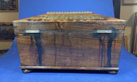 Regency Rosewood Twin Canister Tea Caddy (14 of 17)