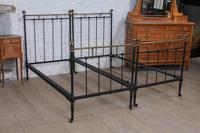 Attractive Pair of French Classic Victorian Beds (9 of 10)