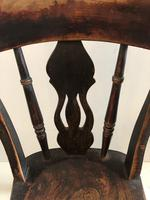 Fiddle Back Kitchen Chair (2 of 4)