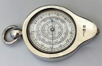 Extremely Rare George V Silver Opisometer (6 of 6)