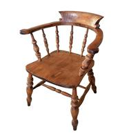 Antique Smokers Bow Chair by Thomas Glenister (2 of 3)
