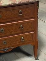 French Parquetry Commode Chest of Drawers (27 of 27)